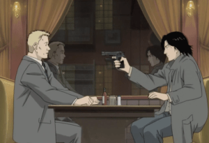 Anime Annex Monster Part 2 Dinner and Gun