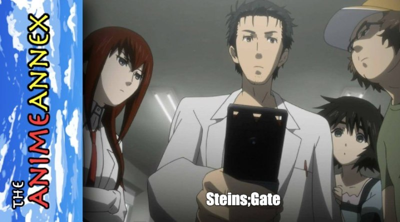 Anime Annex Steins;Gate Featured