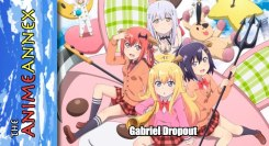 Anime Annex Gabriel Dropout Featured Image