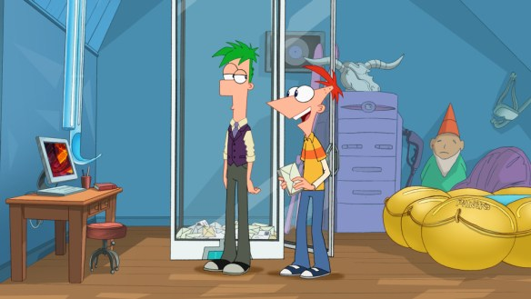FERB, PHINEAS