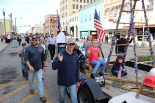 Anniston Veterans Day Parade '17 (143)