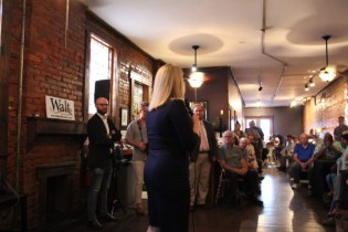 Walt Maddox & Mallory Hagan In Anniston (11)