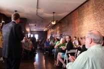 Walt Maddox & Mallory Hagan In Anniston (2)