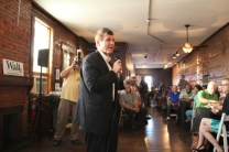 Walt Maddox & Mallory Hagan In Anniston (3)