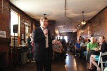 Walt Maddox & Mallory Hagan In Anniston (4)