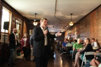 Walt Maddox & Mallory Hagan In Anniston (8)