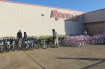 Kiwanis & Martin's Bicycle Giveaway (36)