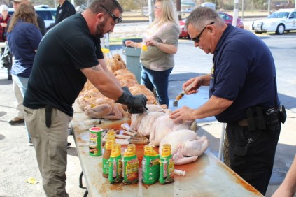 Calhoun County Sheriff Turkey Fry 2019 (20)