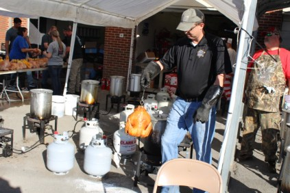 Calhoun County Sheriff Turkey Fry 2019 (45)