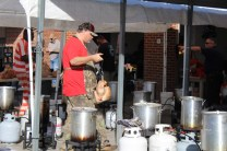 Calhoun County Sheriff Turkey Fry 2019 (8)