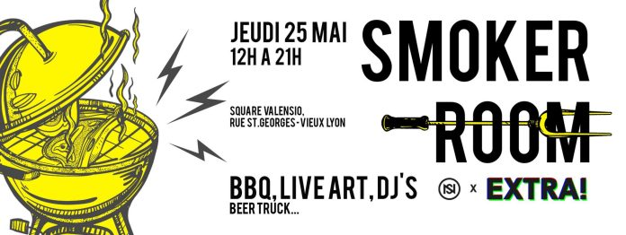 smoker room nuits sonores