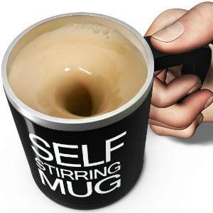 OliaDesign Self Stirring Coffee Mug