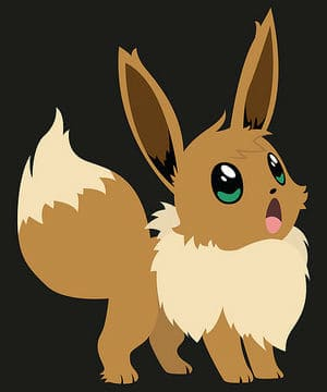pokemon go myths - eevee