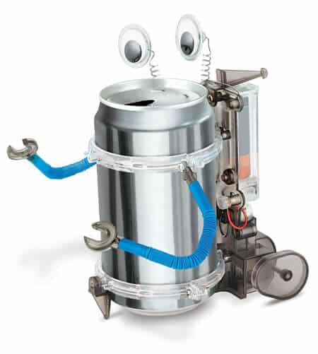 4m Tin Can Robot 14