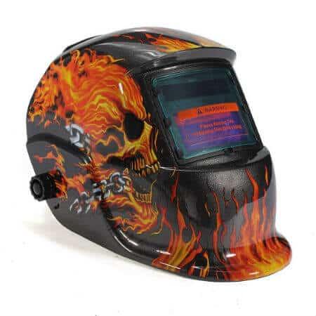 Flamesskull Auto Darkening Welding Helmet