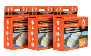 Smokeless Solid Fuel Tablets