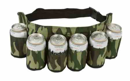 Soda Can Holster Belt 6