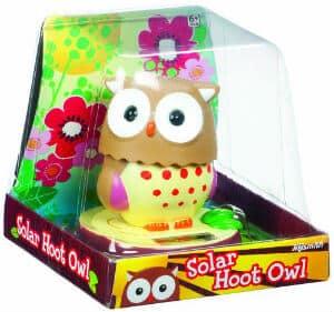 Solar Hoot Owl
