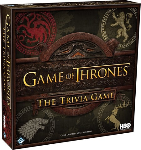 3 Game Of Thrones The Trivia Game