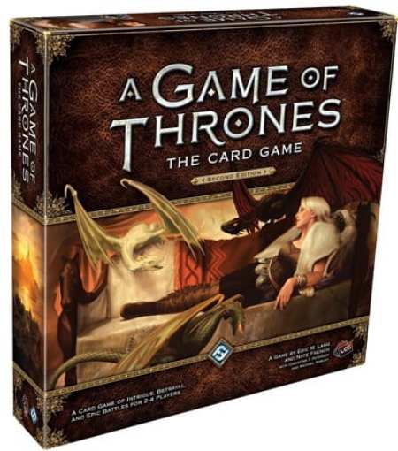 7 A Game Of Thrones The Card Game Second Edition