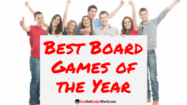 Best Board Games Of The Year