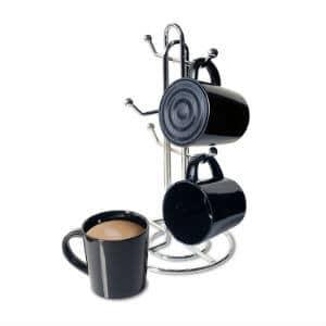 Bluetooth Speaker Mug With Mug Stand Porcelain Mugs