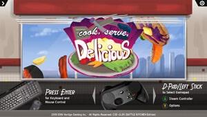 Cook, Serve, Delicious 1