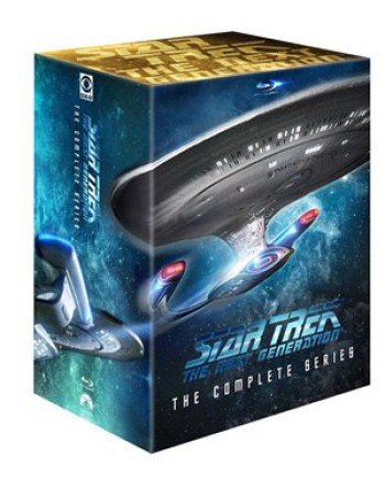 Star Trek The Next Generation The Complete Series