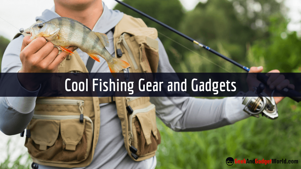 Fishing gear for sale for Cool fishing gadgets