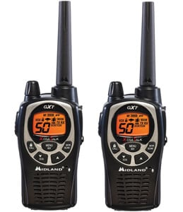 36 Mile 50 Channel FRSGMRS Two Way Radios 2