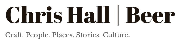 Chris Hall Beer