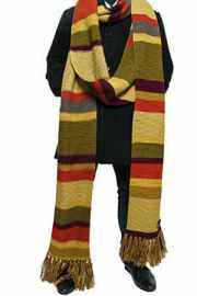 Doctor Who Scarf Season 16