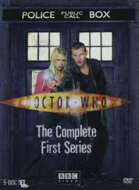 Doctor Who The Complete First Series