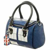 Dr. Who TARDIS Mini Satchel