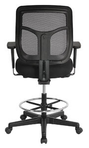 Eurotech Apollo Mesh Drafting Chair 2