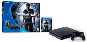 Playstation 4 Slim 500GB Uncharted 4 Bundle 2