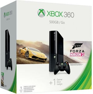 Xbox 360 500GB Console – Forza Horizon 2 Bundle
