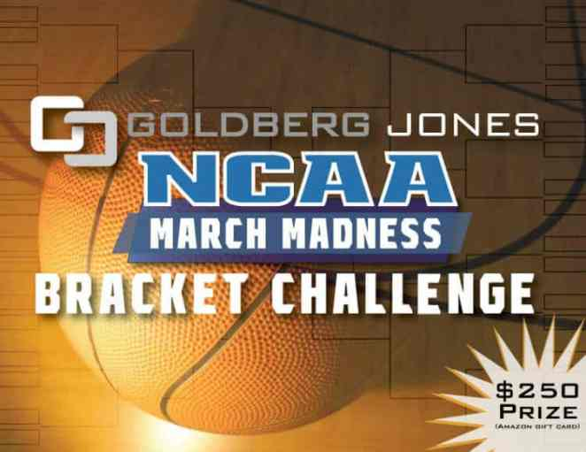 Goldbert Jones March Madness Prize