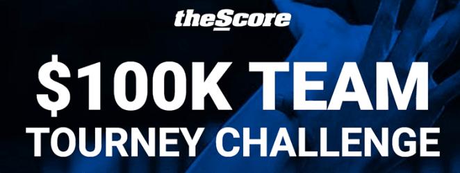 TheScore Tourney Challenge