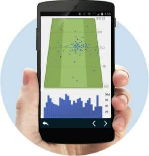 GolfPad TAGS Real Time Golf Tracking And Game Analysis System 1