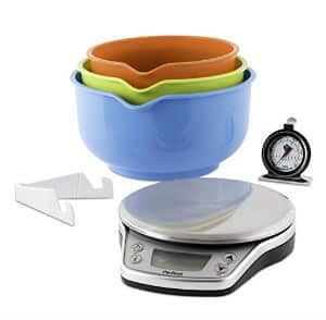 Perfect Wireless Bake Pro Smart Kitchen Scale And Recipe App 1
