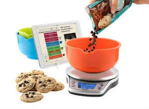 Perfect Wireless Bake Pro Smart Kitchen Scale And Recipe App
