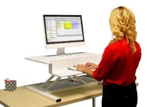 AirRise Pro Standing Desk Converter 1