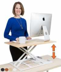 X Elite Stand Steady Standing Desk