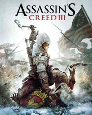 Assassins Creed III Cover