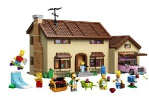 LEGO Simpsons 71006 The Simpsons House 2