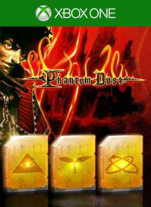 Phantom Dust Cover