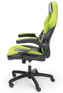 Essentials Racing Style Leather Gaming Chair 2