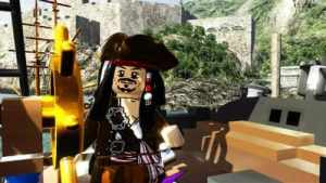 LEGO Pirates Of The Caribbean Screenshot01