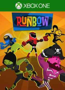Runbow Cover